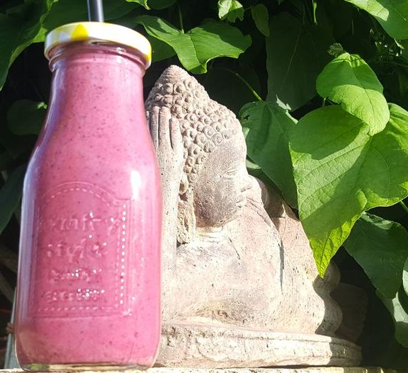 Aronia Smoothies